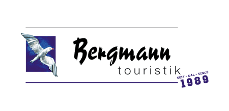 Logo Bergmann Toursitik Jobs in Südtirol südtirolerjobs.it